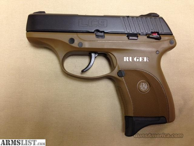 Ss Auto Sales >> Ruger LC9 Flat Dark Earth NIB for sale
