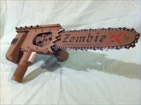Zombie Bayonet Chainsaw - Coyote Brown