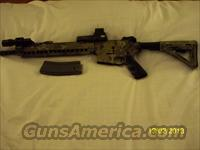 BUSHMASTER  AR-15 X15 E2S STANDARD M4 TROY RAIL SUREFIRE EOTECH SCOPE CAMEO COATING 500 ROUNDS AMMO