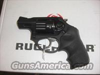 RUGER LCRX (HAMMER) 38 SPECIAL +P