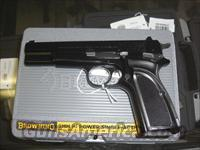 BROWNING HI POWER 9MM BLUE