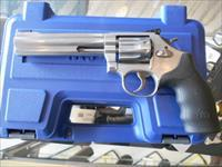 SMITH AND WESSON 617-6 .22LR TEN SHOT STAINLESS