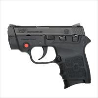 SMITH AND WESSON BG380 BODYGUARD WITH LASER