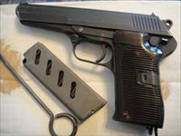 CZ52 S  762x25  PISTOL  CHECK REP. MADE