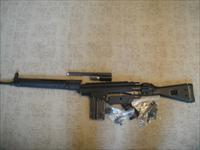 CETME  MILITARY  308  RIFLE KIT WITH METAL  RECIEVER