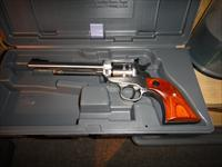 Ruger .22mag. single nine series revolver like new!
