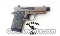 Sig Sauer P938 Scorpion Threaded 9mm 7rd NEW in Box