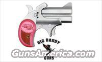 Bond Arms Mini Derringer 357/38 2.5in Pink Lady New In Box