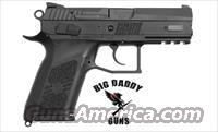 CZ P07 Duty 9MM Black 2-16rd Mags New In Box