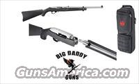 Ruger 10/22 Takedown Black Stainless New In Box