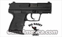 H&K P2000SK V3 9MM DA Black 10rd New In Box