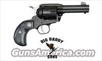Ruger Vaquero Birds Head 45LC Blued/Black Grips NEW in Box