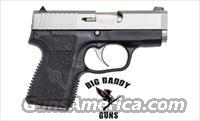 Kahr CM9 9mm 3in Black/Stainless NEW in Box