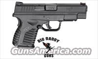 Springfield XDS 9mm 4in Bbl 7rd NEW in Box