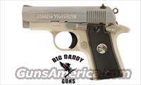 Colt Mustang 380ACP Stainless 2.75in New In Box