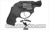 Ruger LCR 38 Special Hogue Grip 5rd DAO New In Box