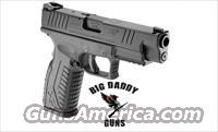 Springfield XDM 40SW Black 4.5in w/ Gear NEW in Box