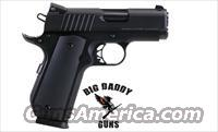 Para Executive Agent 45ACP 3in Black G10 Grip NEW