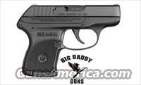 Ruger LCP 380ACP Black 6rd New In Box