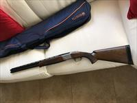 Beautiful Browning Over/Under.  In MINT condition!  Used a couple times for Skeet/Trap