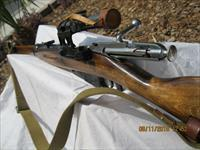 WW 2 MOSIN-NAGANT SNIPER RIFLE