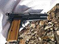 BROWNING HI-POWER BY FEG