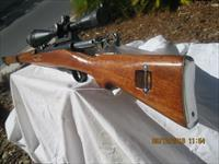 WW 2 SWISS K-31 W/SCOPE