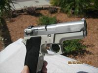 S&W MODEL 669 STAINLESS  IN 9MM