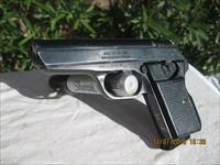 CZ-70 .32 ACP POLICE/MILITARY TURN IN