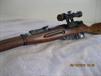 MOSIN NAGANT 91/30 SNIPER RIFLE