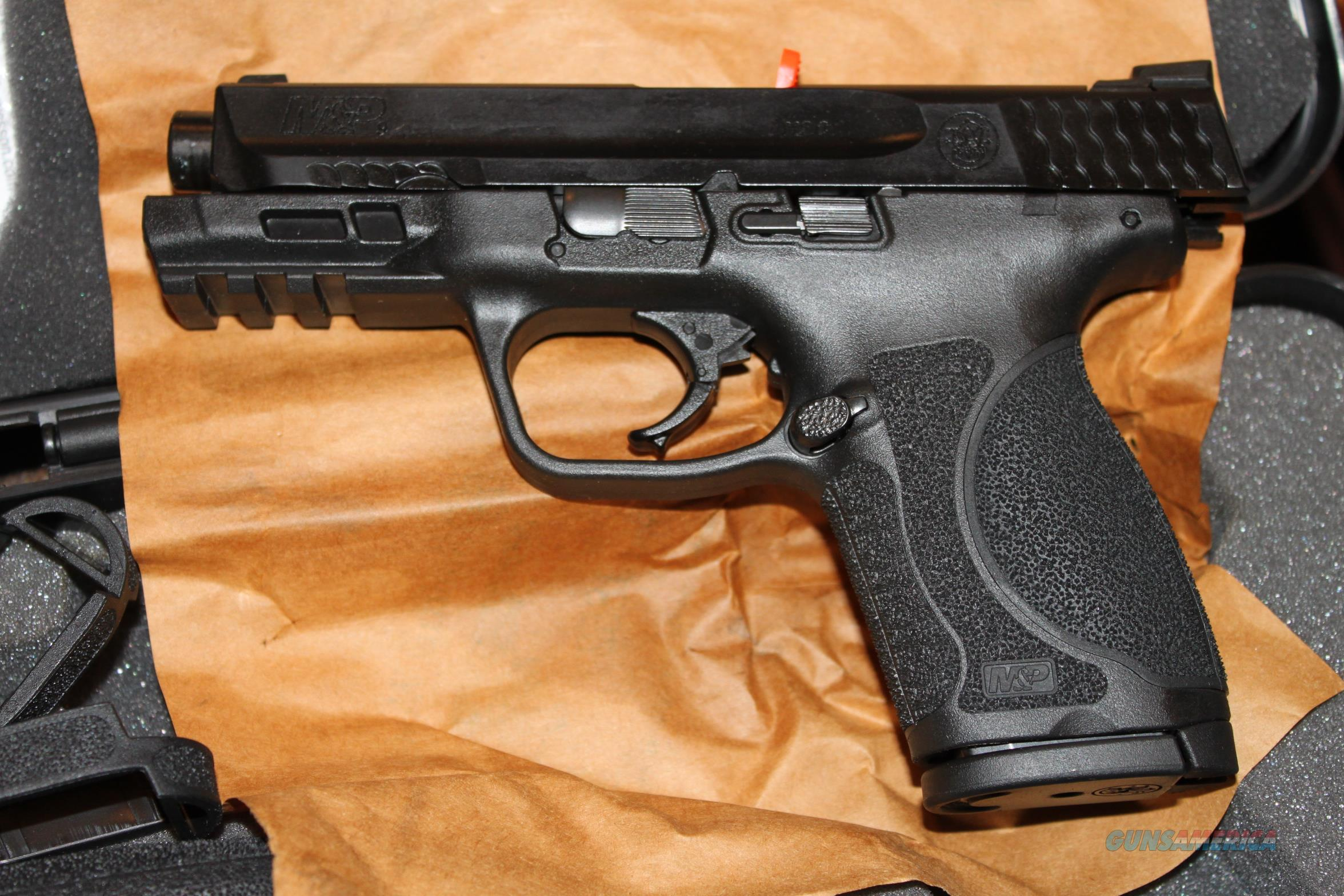 smith and wesson m&p 9mm 2.0