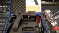 Nearly New SARARMS K2P 16 Round 9mm Semi-Auto Pistol