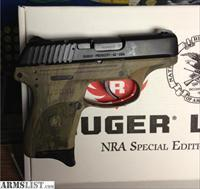 Ruger LC9 NRA Special Edition/Serial Number