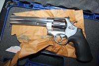"S&W 610-3 10mm 6.5"" 6 Round Mass Compliant Revolver"