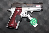 Ultra Crimson Carry II With Green Laser Grips by CTC