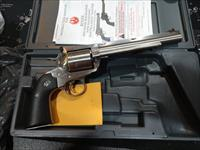 Exclusive Ruger Super Blackhawk Bisley Hunter 45LC Six Shooter