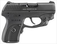 RUGER LC380 WITH LASERMAX 7 ROUNDS
