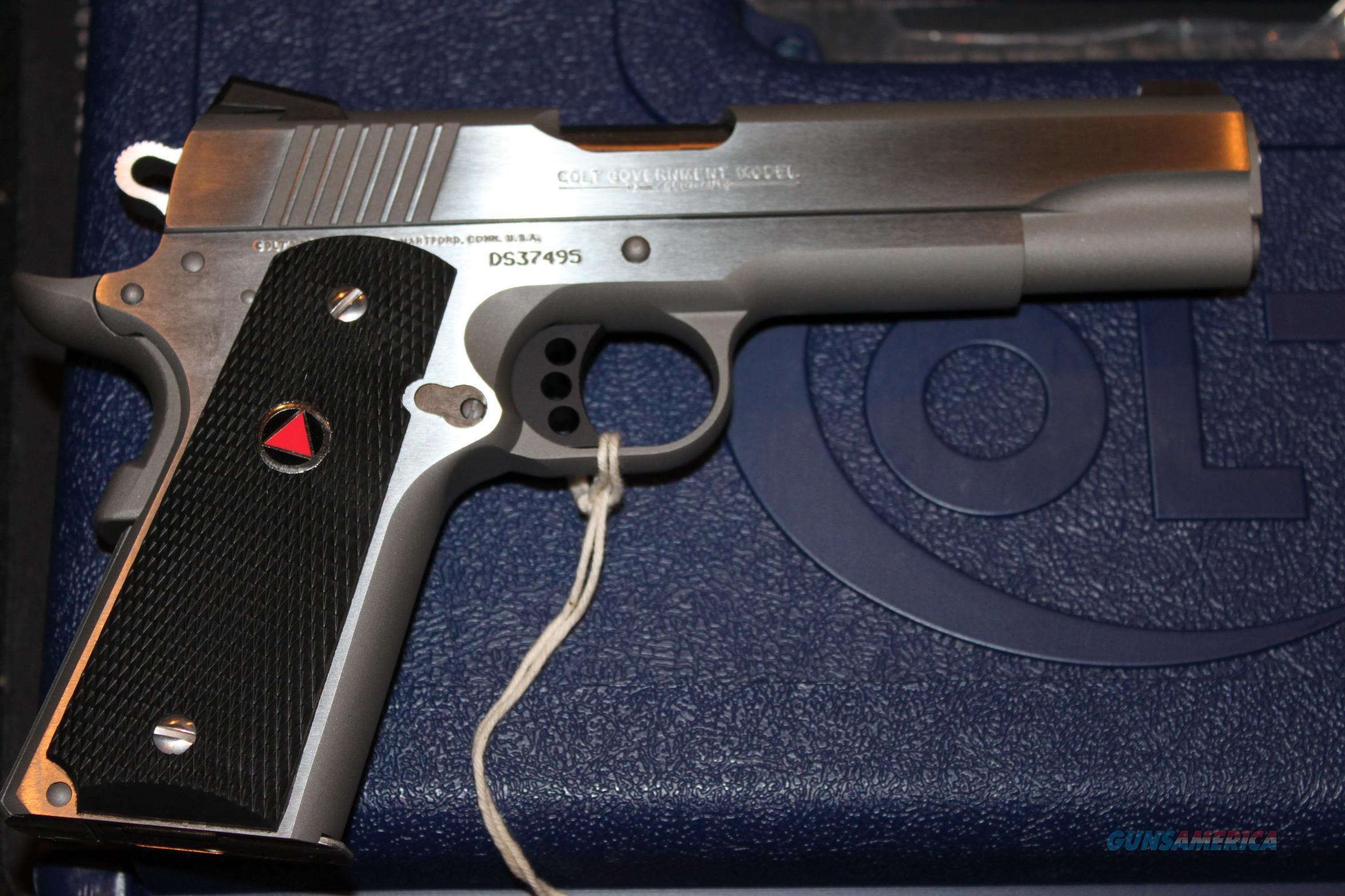Colt Delta Elite 10mm Stainless Steel 02020XE