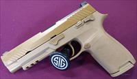 Sig Sauer P320 M17 Commemorative  1 of only 5,000