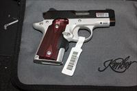 Kimber Micro Crimson Carry in 380ACP Two-Tone