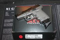 SCCY Model CPX-2CBSG 9mm Carry Handgun