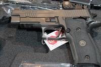 Sig Sauer Legion SAO with RX in 9mm