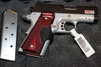 Kimber Ultra Crimson Carry II Red Laser