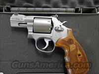 SMITH&WESSON PERFORMANCE CENTER 686 357