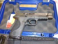 "SMITH&WESSON M&P40 40SW 5"" BARREL"