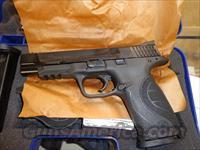 "SMITH&WESSON M&P 9MM 5"" BARREL"