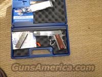 COLT GOVERNMENT 45ACP STAINLESS