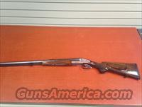 Merkel 160S Sidelock Double Rifle .470 Nitro Express