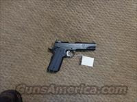 SPRINGFIELD 1911 TRP TAC. BLACK OR STAINLESS 45acp