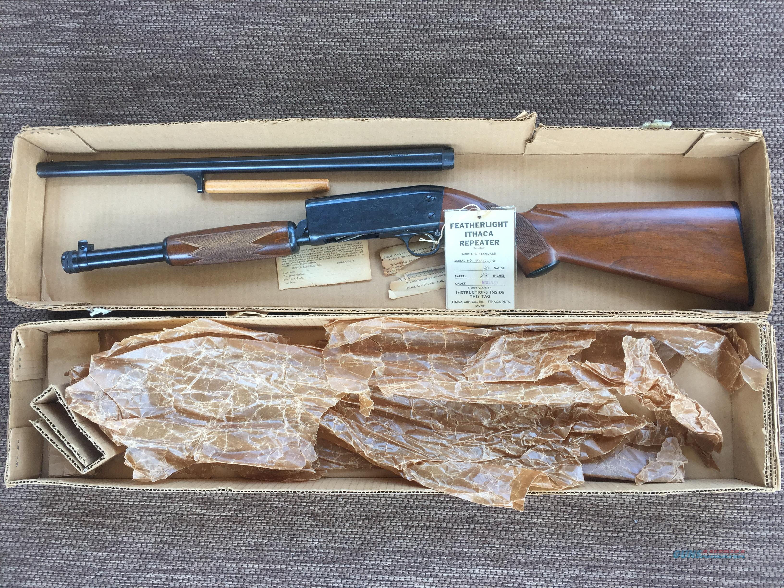 Model 37 -1942 - with Box